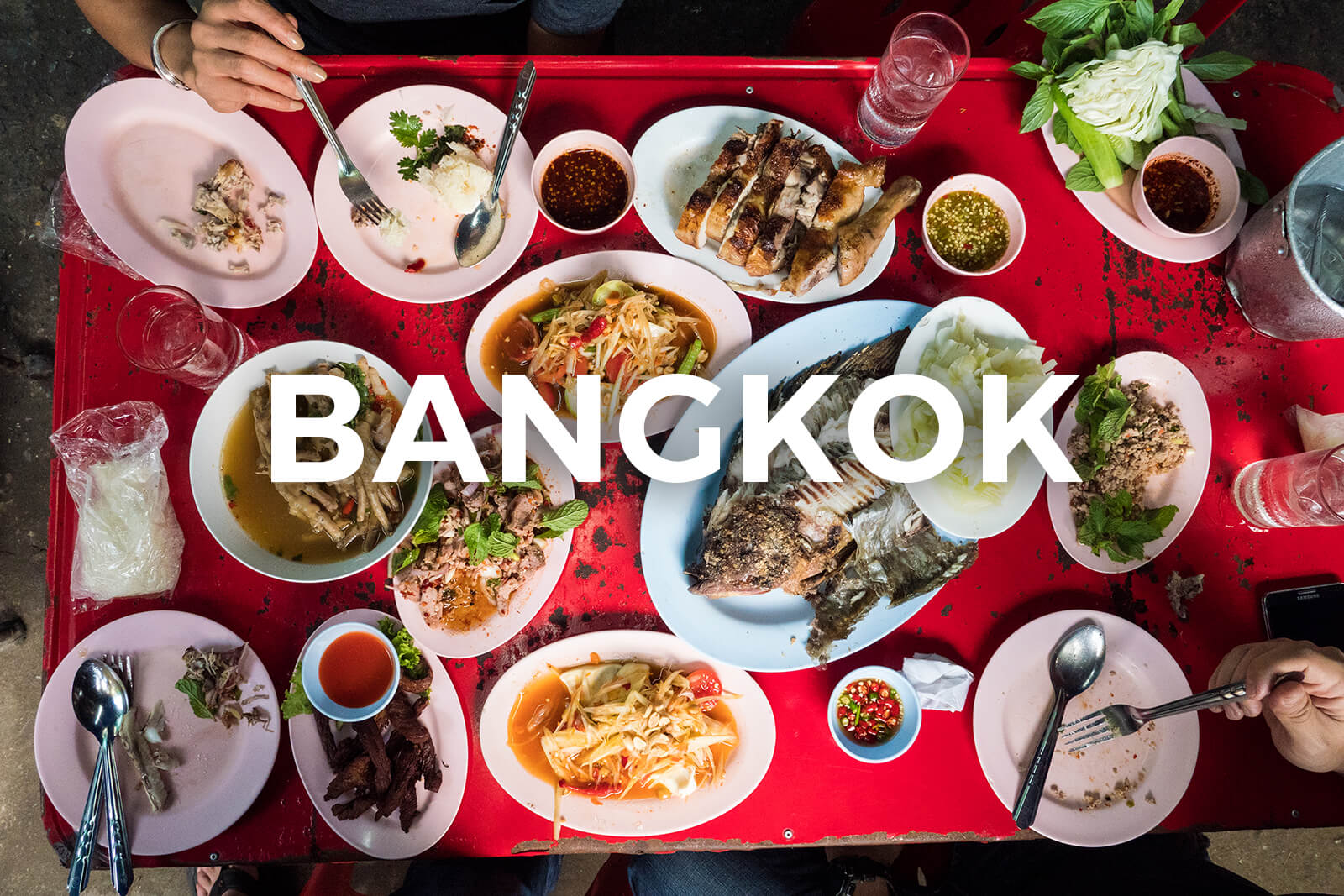 best Bangkok restaurants