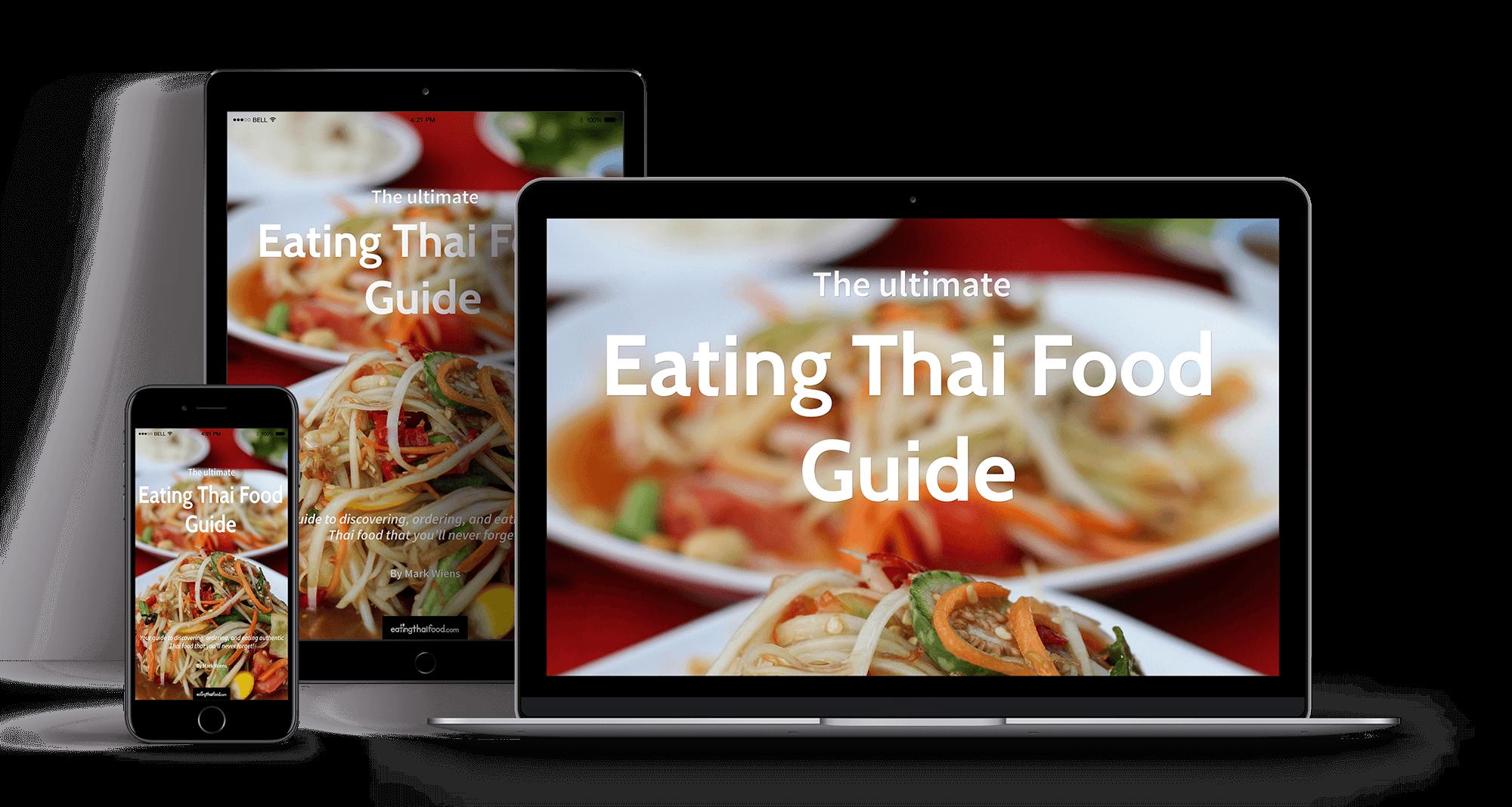 Thai food pdf