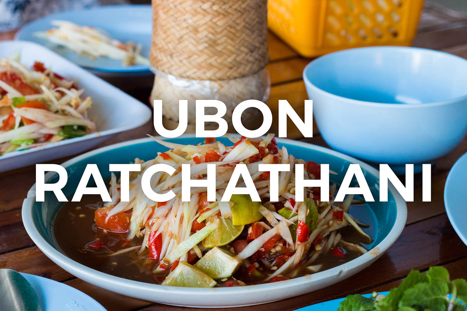 Ubon Ratchathani restaurants