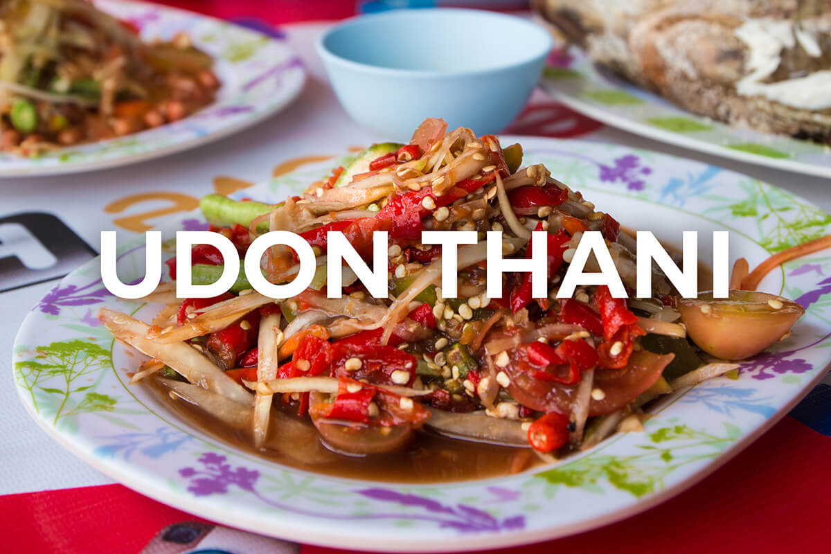 Udon Thani restaurants