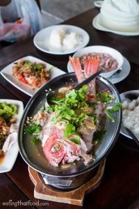 seafood restaurant in Koh Samui