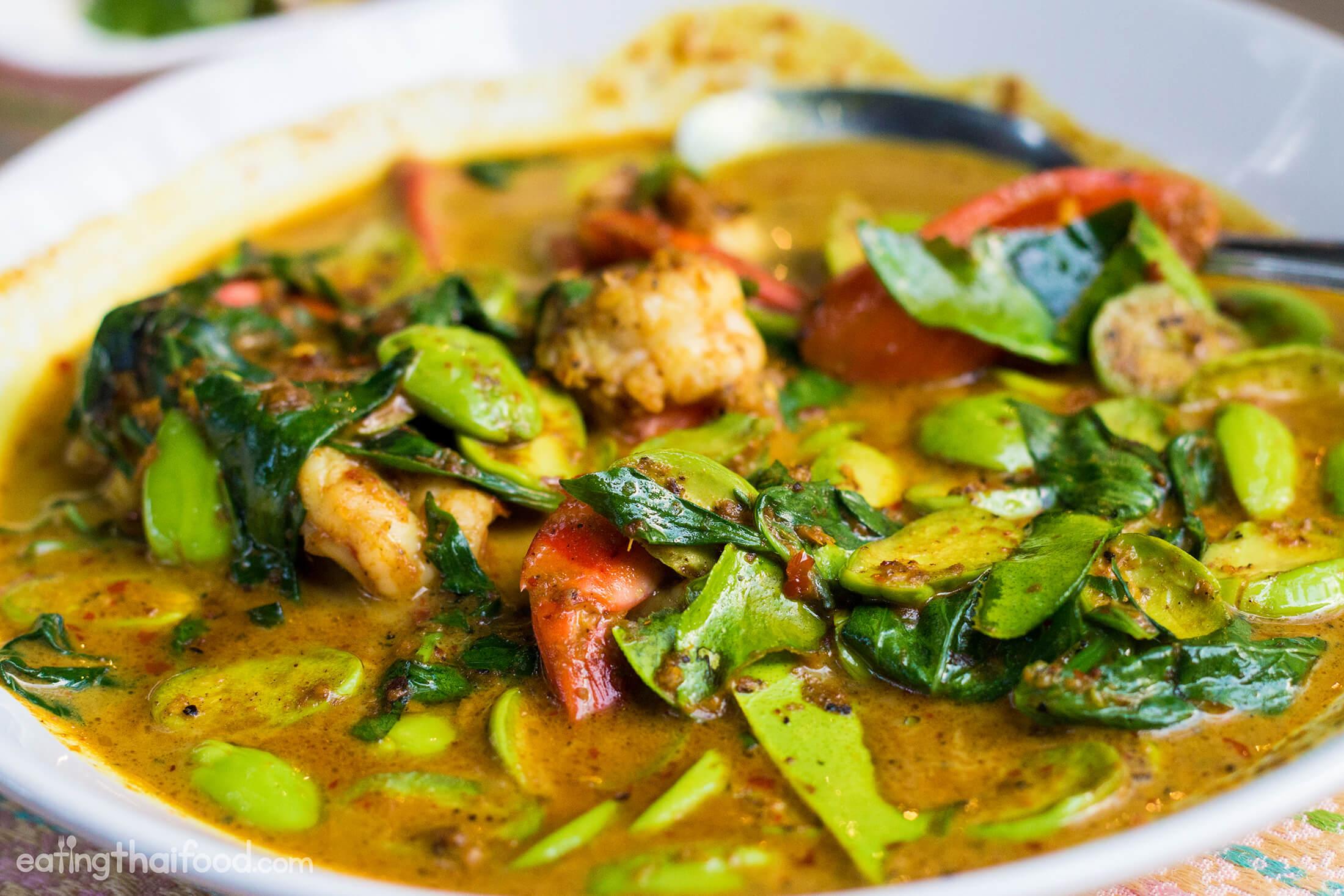 Ruan Thip restaurant in Krabi