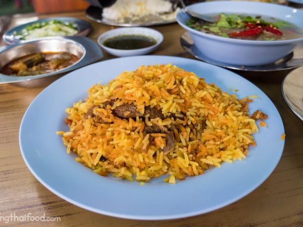 Halal restaurants in Bangkok