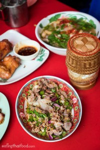 Isaan restaurants in Bangkok