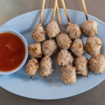 Best Thai Meatballs