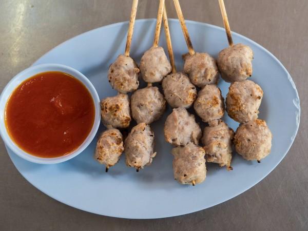 Best Thai Meatballs