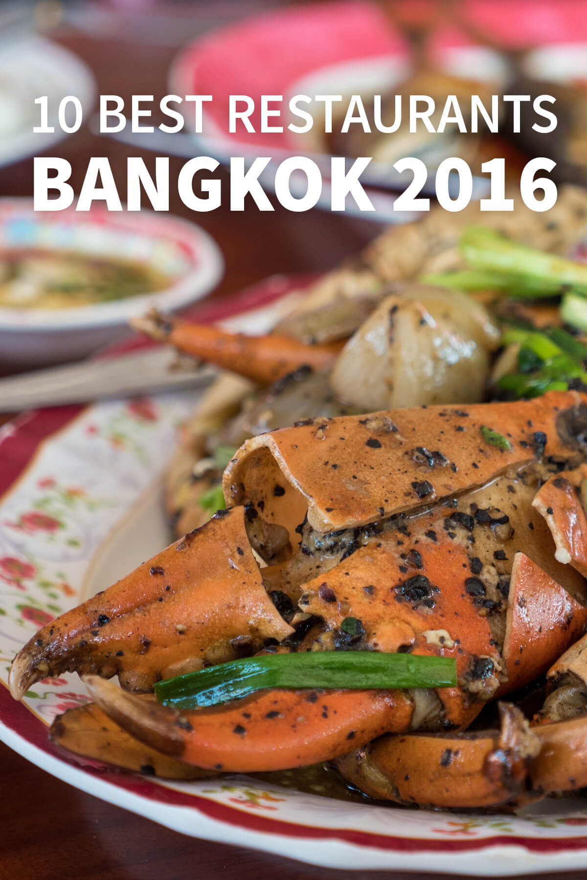 best Thai restaurants in Bangkok 2016