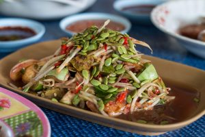 Unbon Ratchathani restaurants