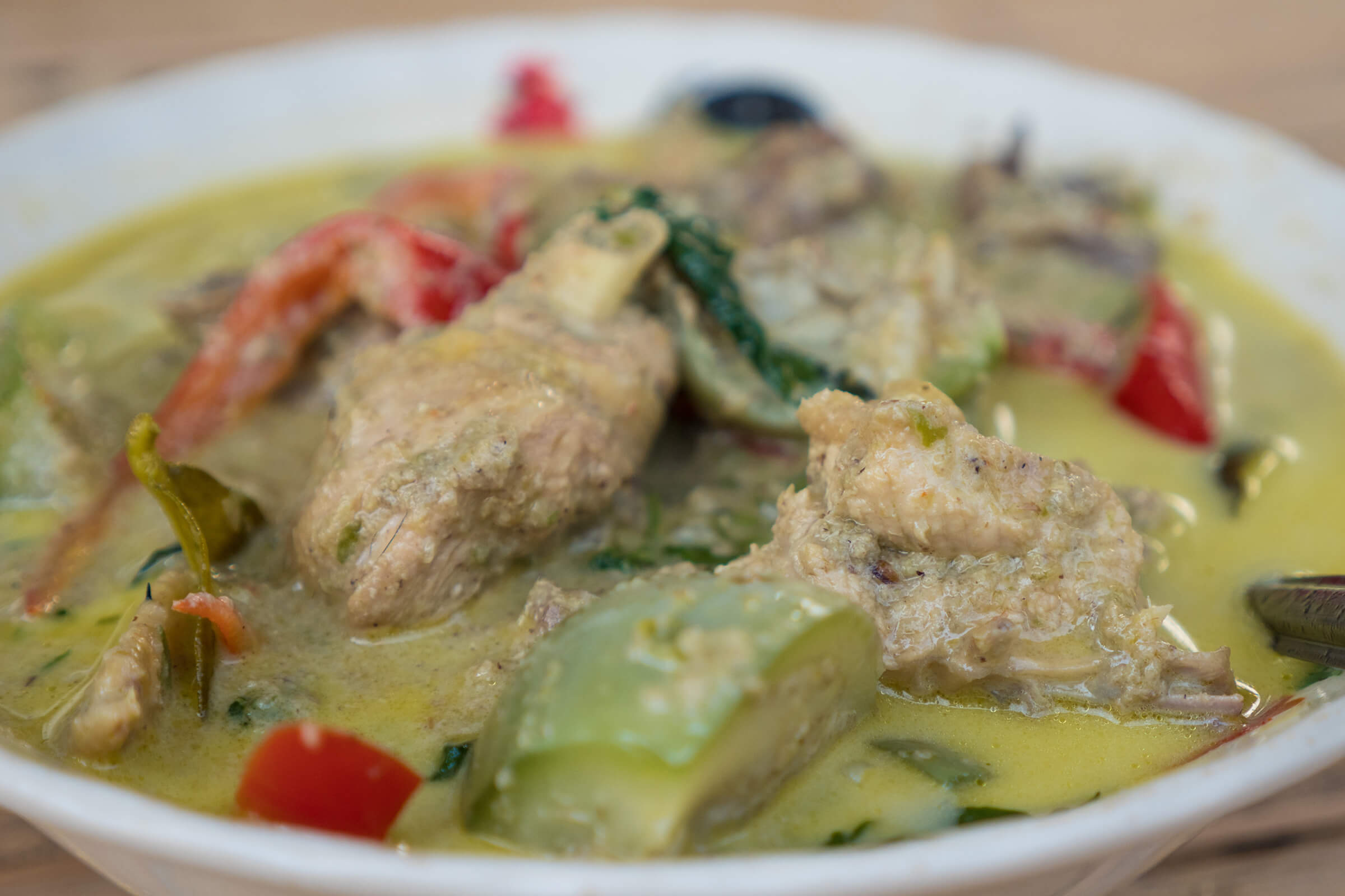 Authentic thai green curry recipe by my mother in law authentic thai green curry recipe best taste forumfinder Gallery