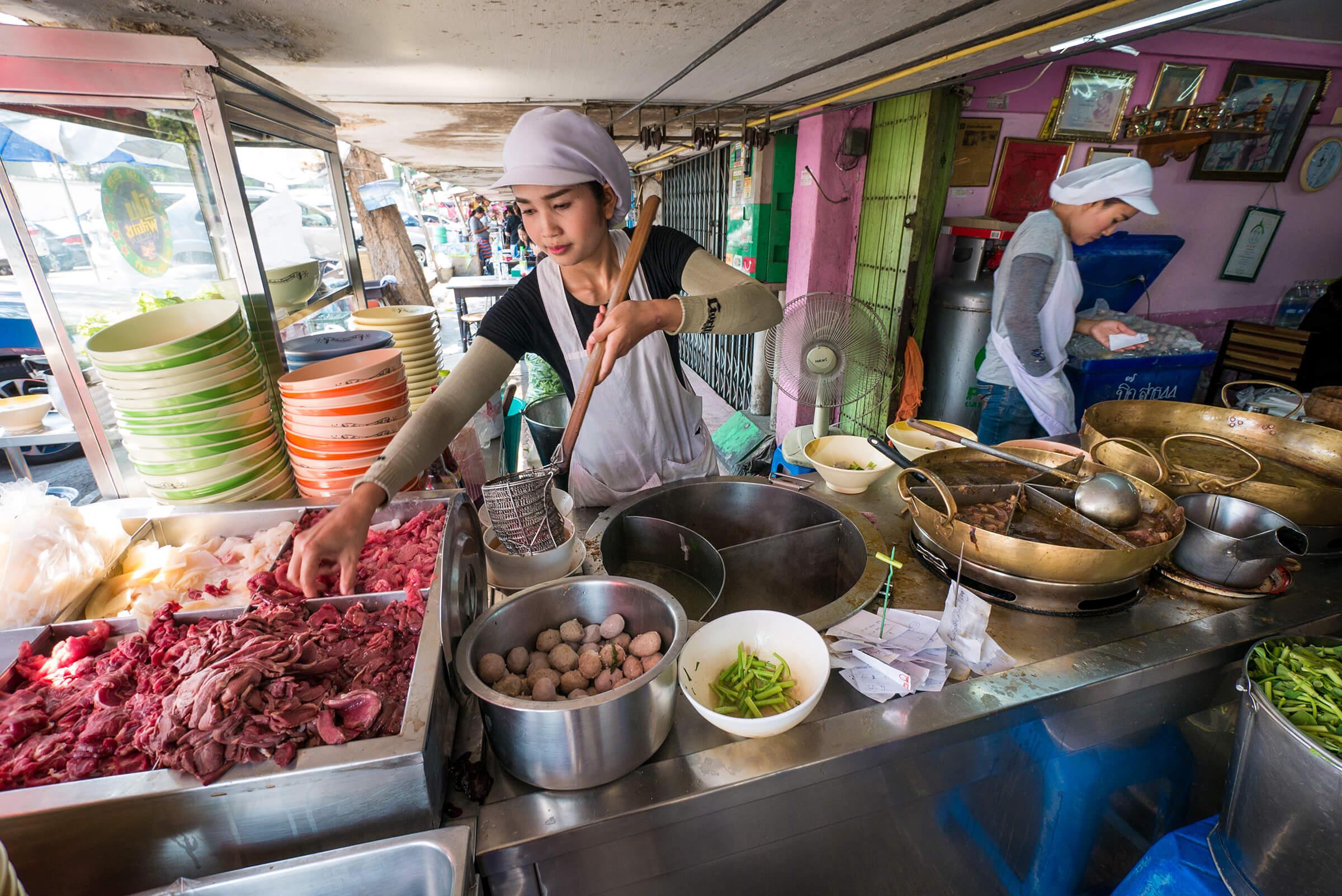 Kaosarn Thai Restaurant