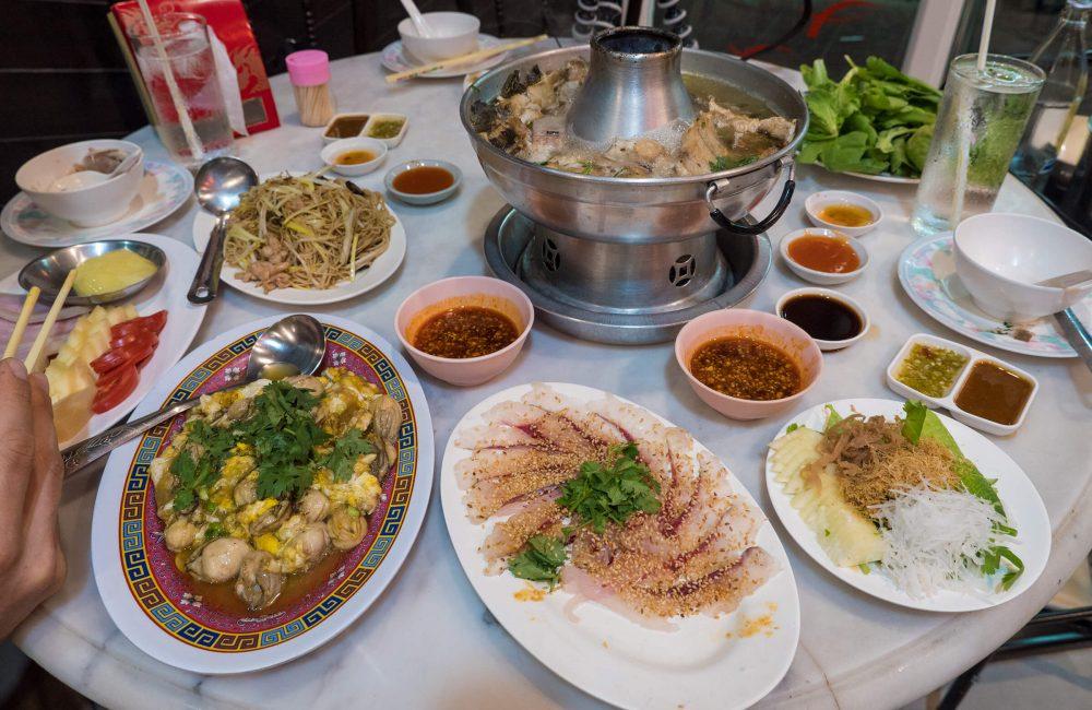 Chinese Food in Bangkok