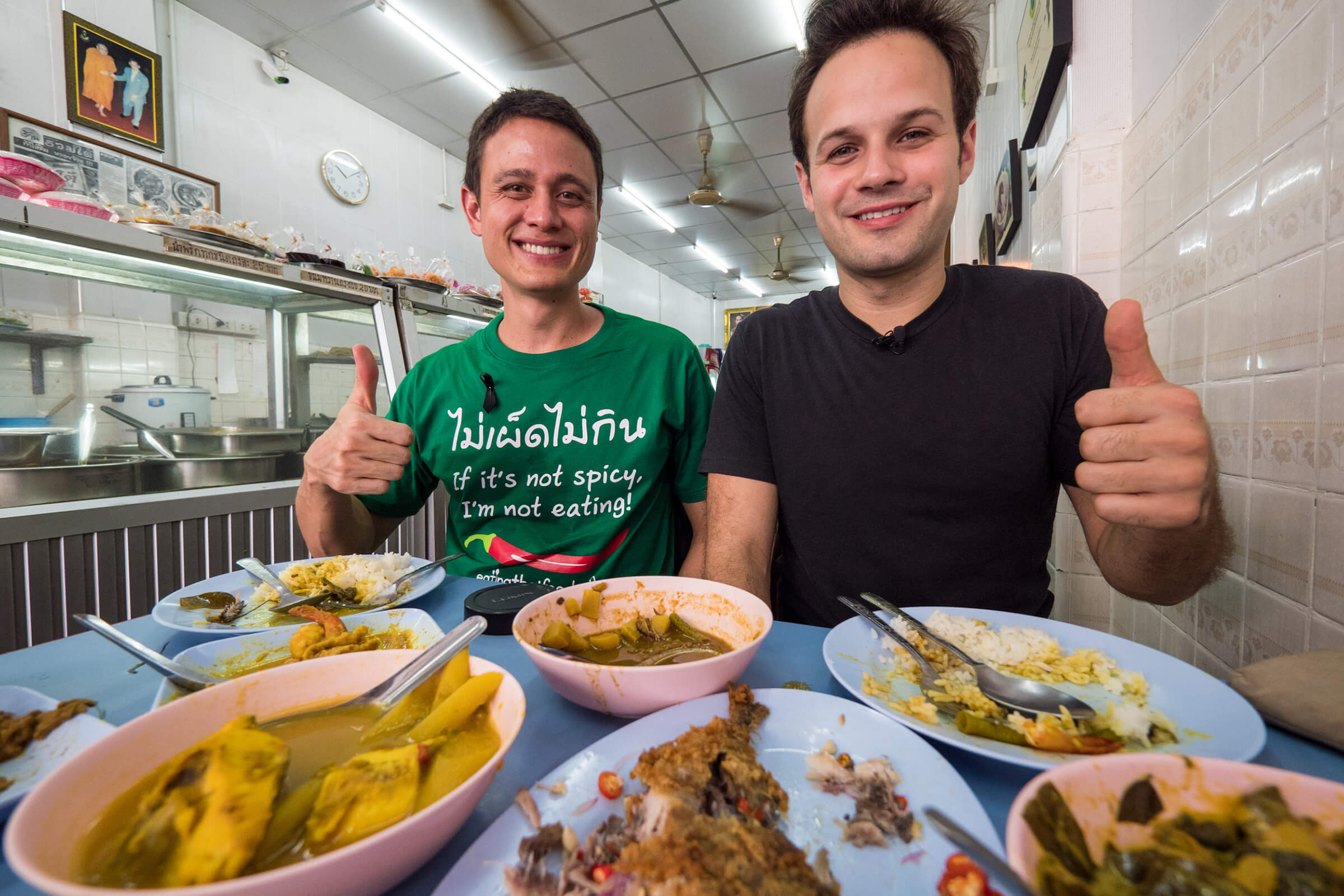 Pad Thai Thip Samai - Legendary Pad Thai Noodles in Bangkok