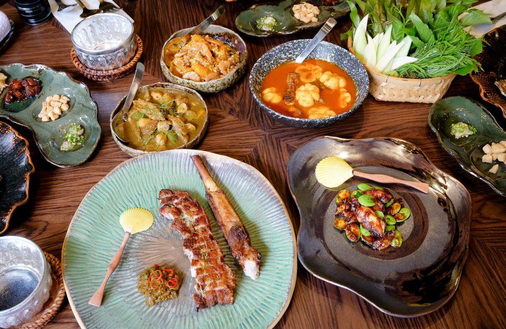 fine dining restaurants Bangkok