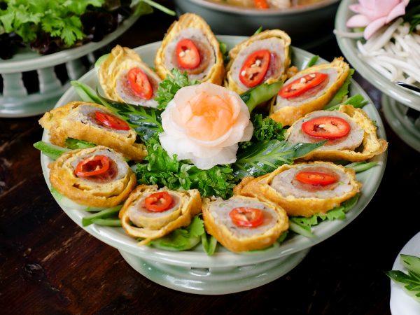 Thai Royal Cuisine in Chiang Mai