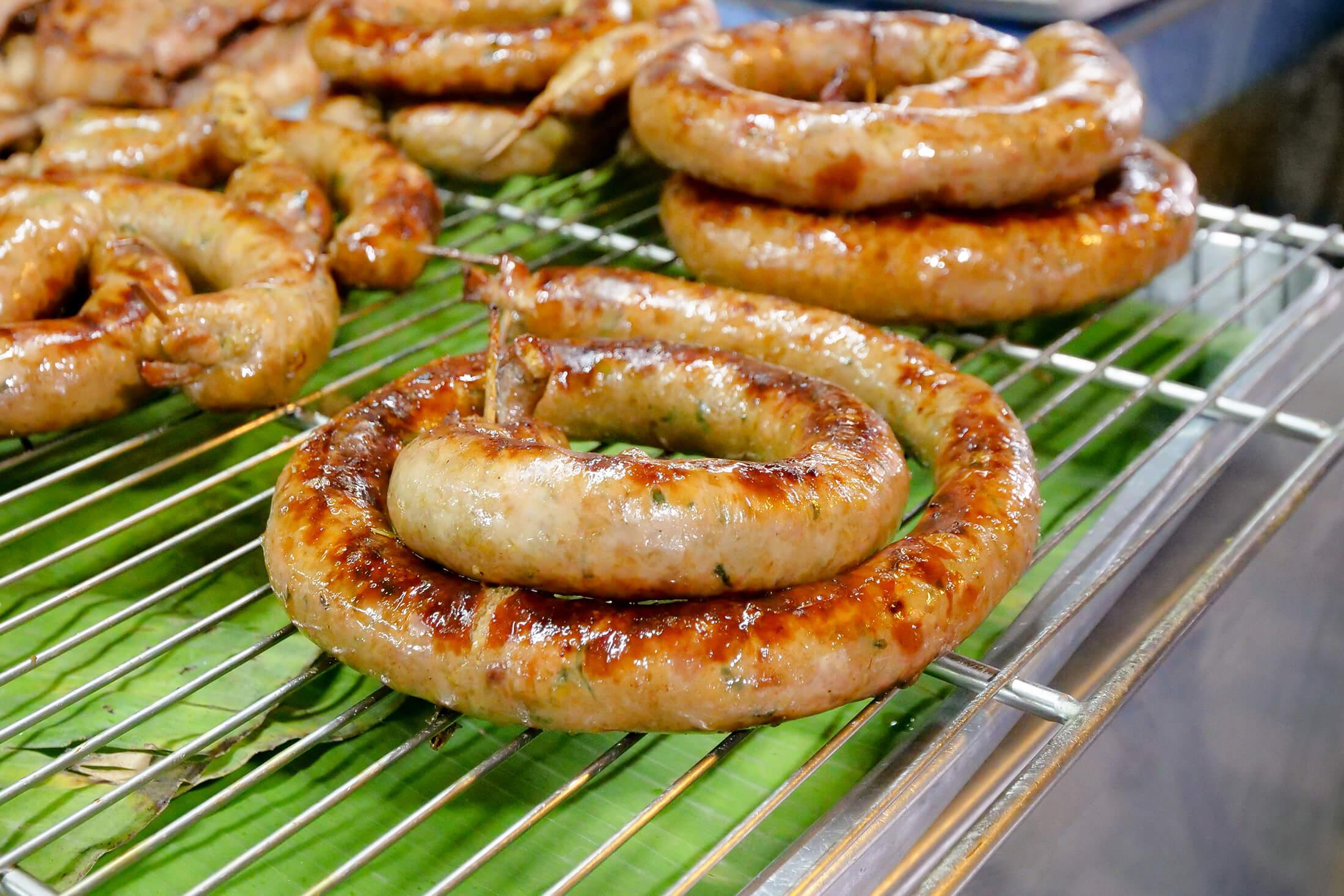 Sai Oua Spiced Sausage