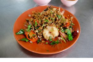 Surprisingly Fresh Seafood in Chiang Mai