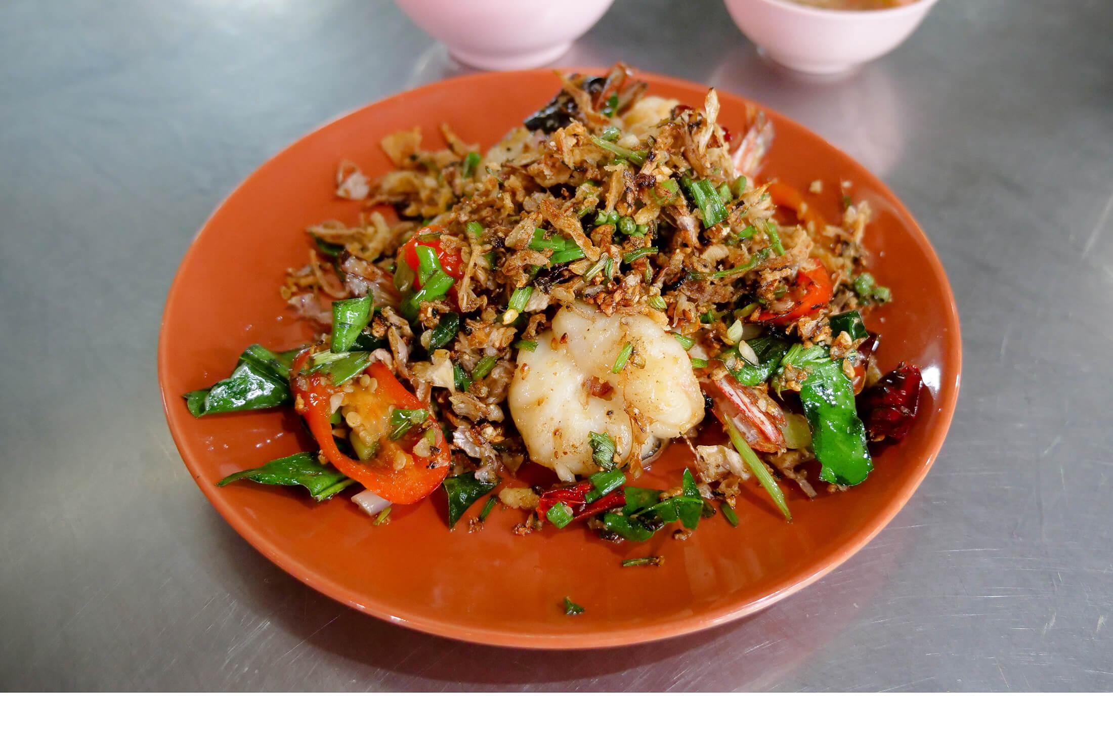Surprising Sea Food in Chiang Mai, at Lerd Rote Tai Rom Ma Feuang