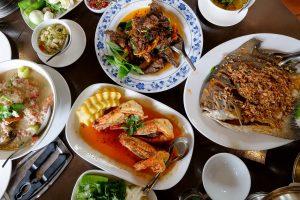 best Thai seafood restaurants