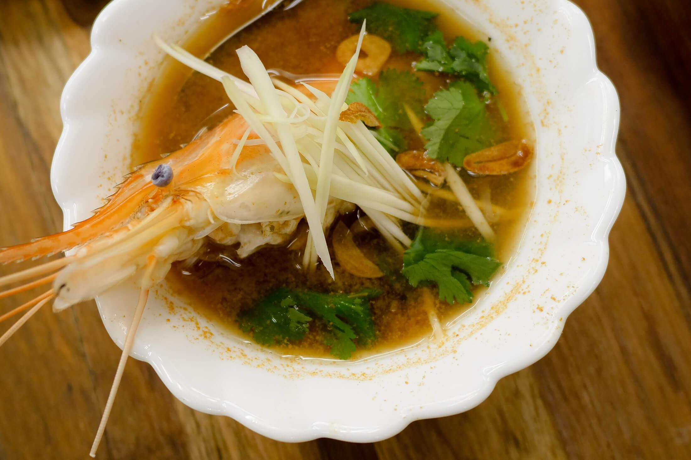 Samrub For Thai – Ancient Thai Recipes, Private Kitchen with Chef Prin