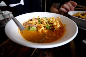 Great Khao Soi at these 5 restaurants