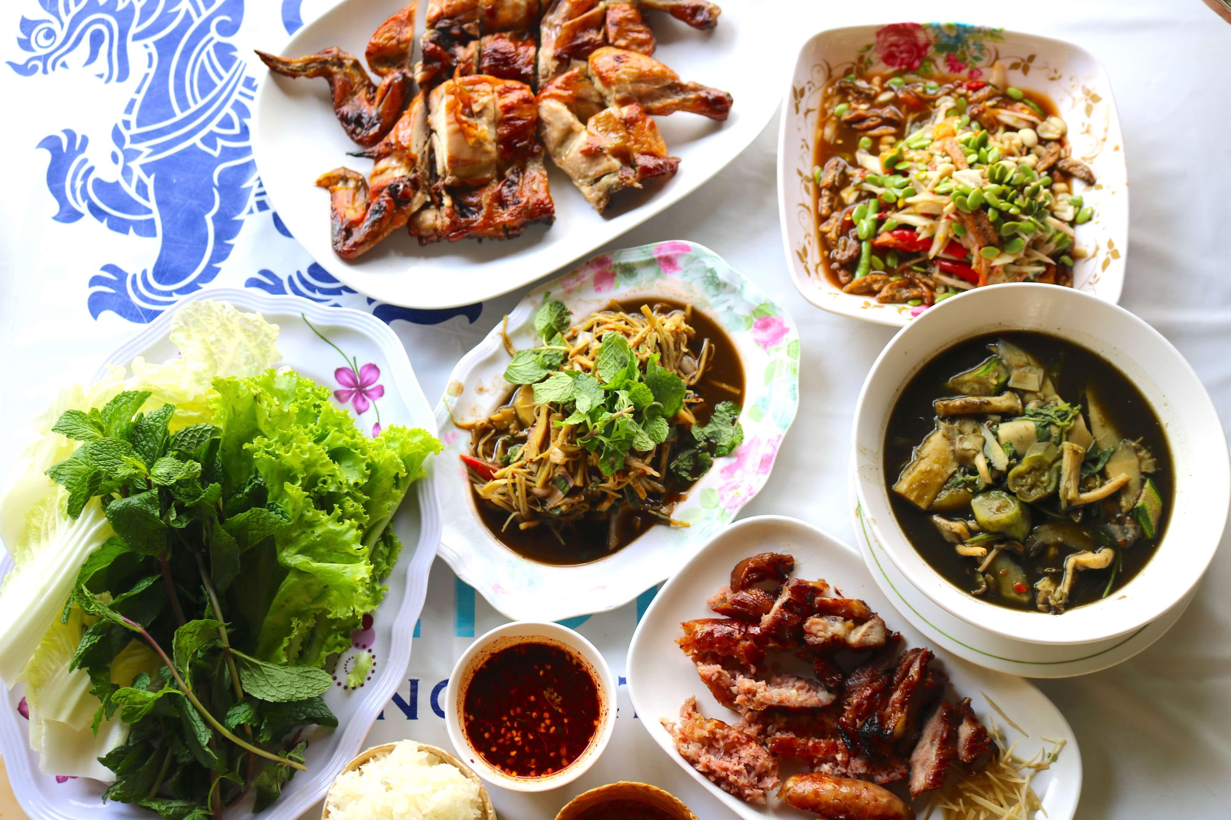 Gai Yang Preecha is in Khon Kaen, in a great location near the Khon Kaen University
